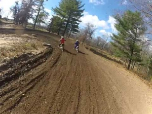 Ryan Weatherby Rips it up at Valley Motocross